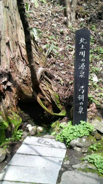 北上川の源泉